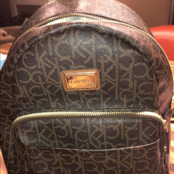 efd2bd7c038673 Calvin Klein Bags | Backpack Purse | Poshmark